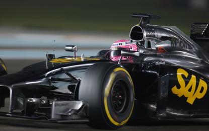 La McLaren guarda al 2015, ma non col suo stile…