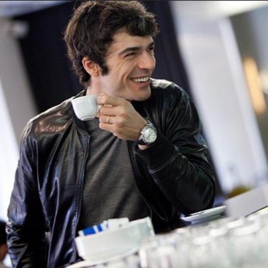 "Lancia e Luca Argentero per ""1 Caffè Onlus"""