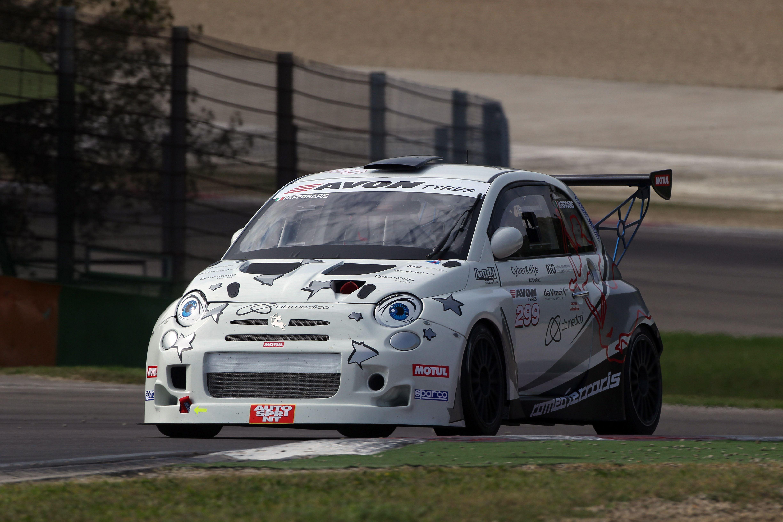 Il Cinquone Romeo Ferraris al via della Endurance 2.0 di Vallelunga