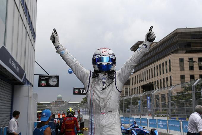 Formula E: vittoria di Sam Bird nel Putrajaya ePrix
