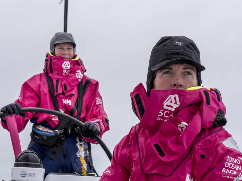 Fratelli in regata: Rob Greenhalgh contro la sorella Libby