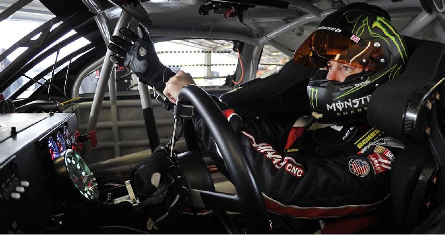 Anche Kurt Busch al Monza Rally Show