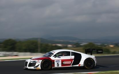 Audi Sport Italia ritorna alla 6 ore di Roma