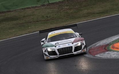 6 Ore di Roma: successo in GT3 per Audi Sport Italia