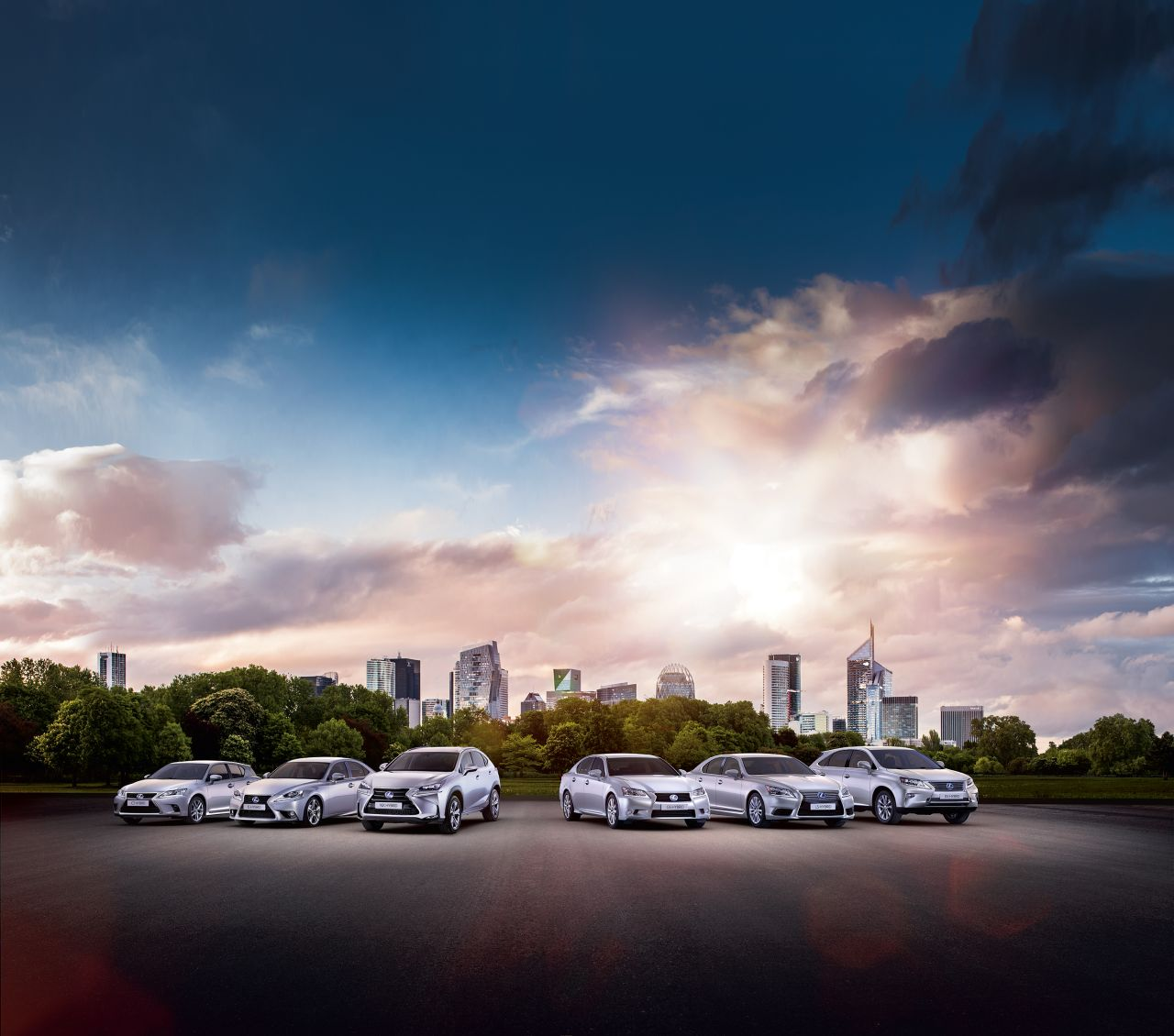 Lexus presenta il nuovo NX HYBRID alle aziende