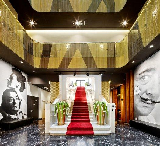 DuPont per l'Hotel Vincci Gala Barcelona