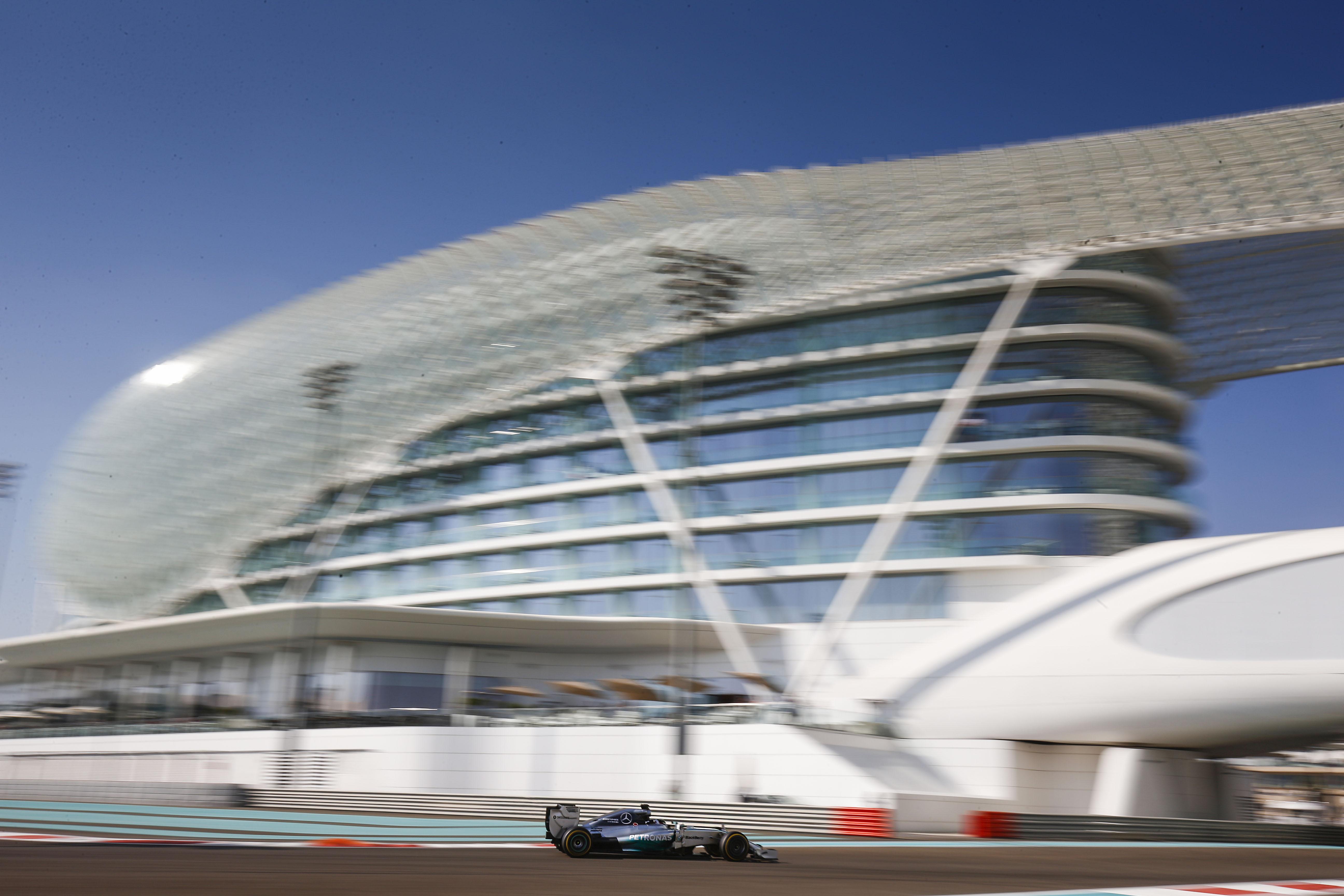 Abu Dhabi: 1,2 secondi tra soft e supersoft