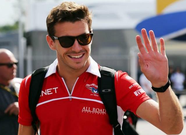 Jules Bianchi se ne è andato