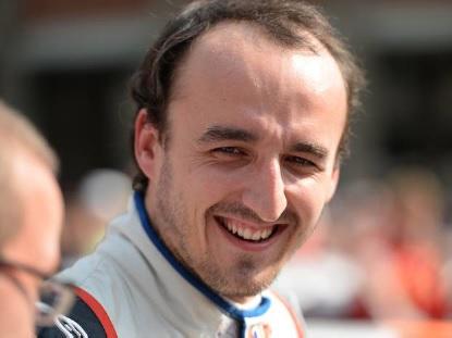 Robert Kubica al Monza Rally Show