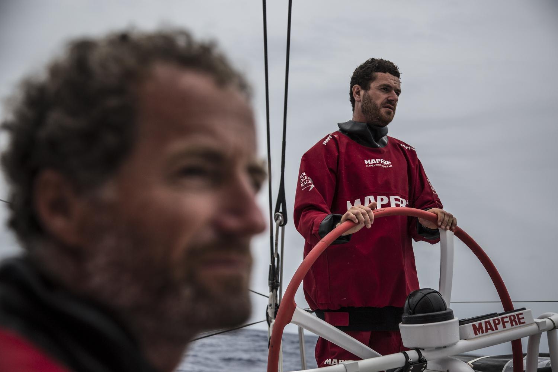 Volvo Ocean Race: a stretto contatto…