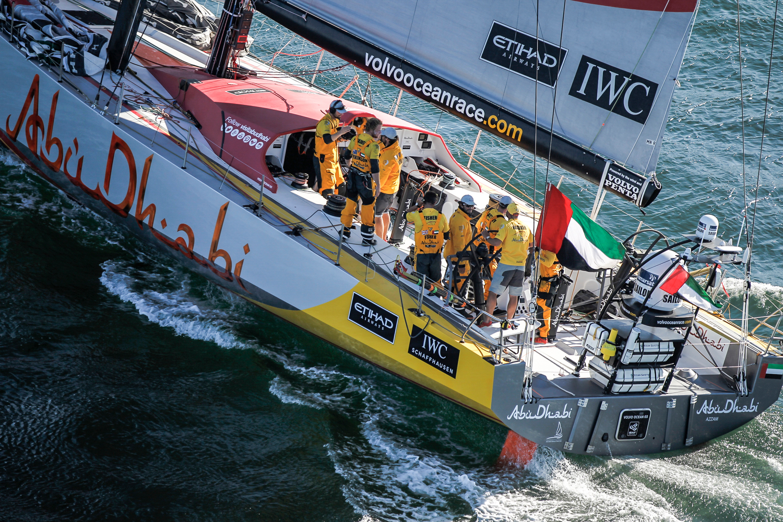 Volvo Ocean Race: via alla seconda tappa