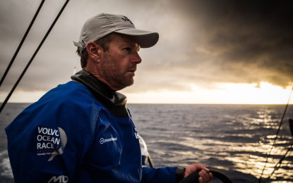 Volvo Ocean Race: parla Chris Nicholson, skipper di Team Vestas Wind