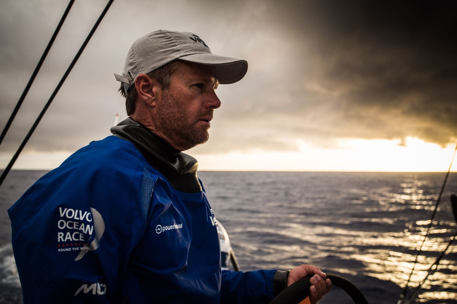 Volvo Ocean Race: parla Chris Nicholson, skipper di Team Vestas Wind