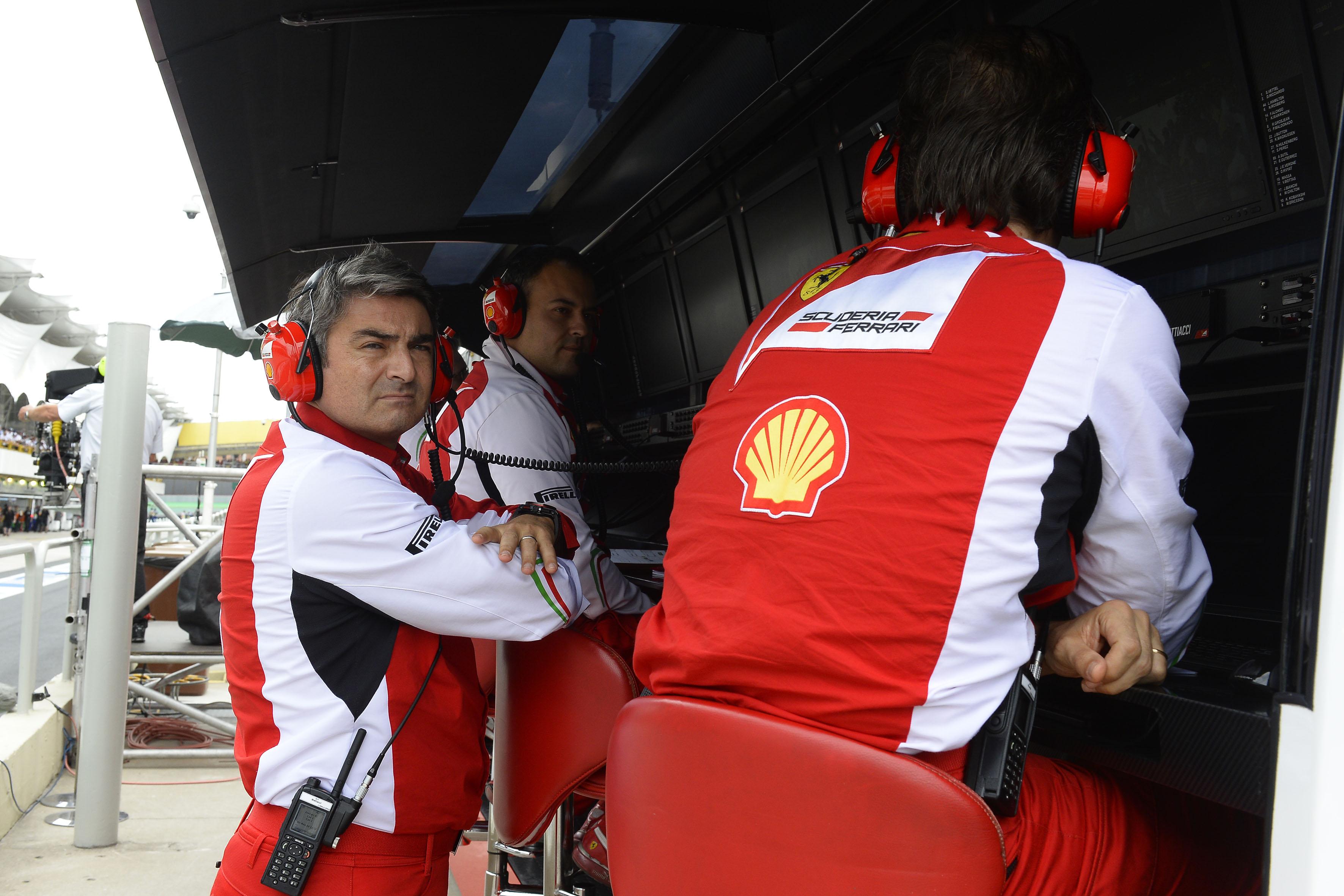 """Mattiacci parla con Turrini: """"Vettel il mio regalo d'addio"""""""