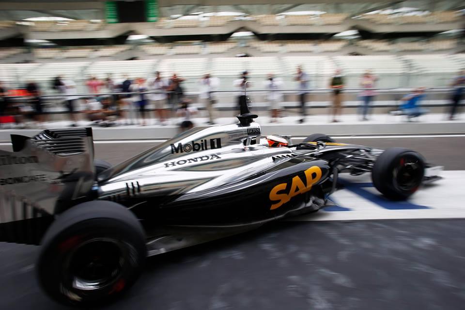 Test: giorno del debutto per la McLaren-Honda
