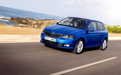 Nuova ŠKODA Fabia: 5 stelle nei test Euro NCAP