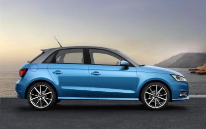 Audi A1 disponibile per il nostro mercato