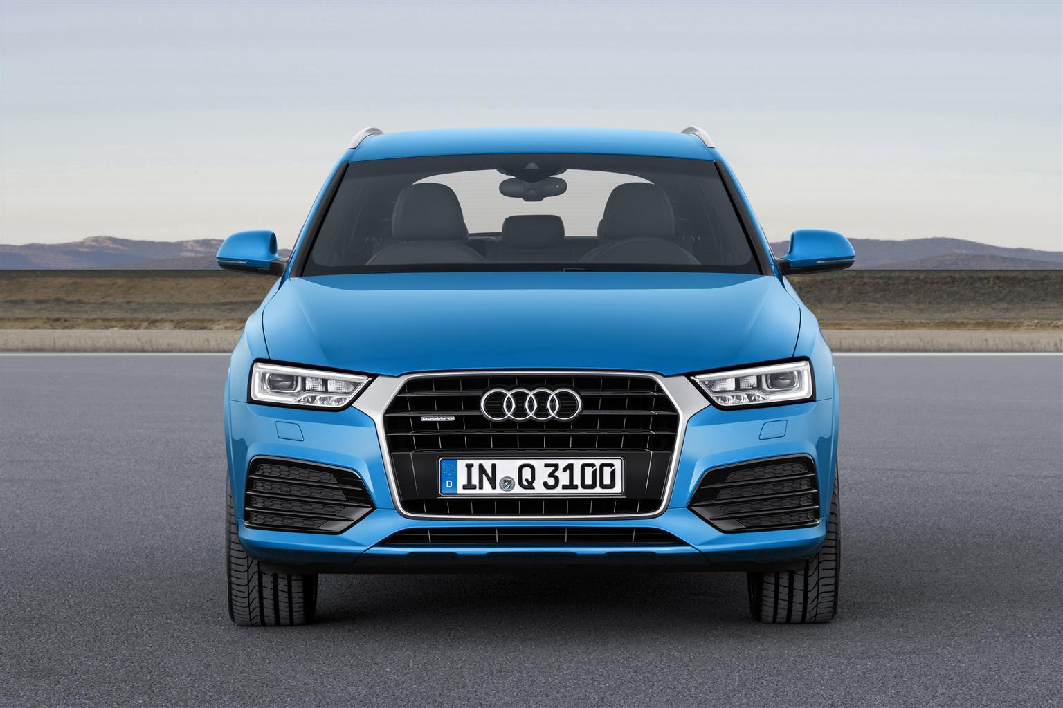 Audi Q3 si migliora ulteriormente