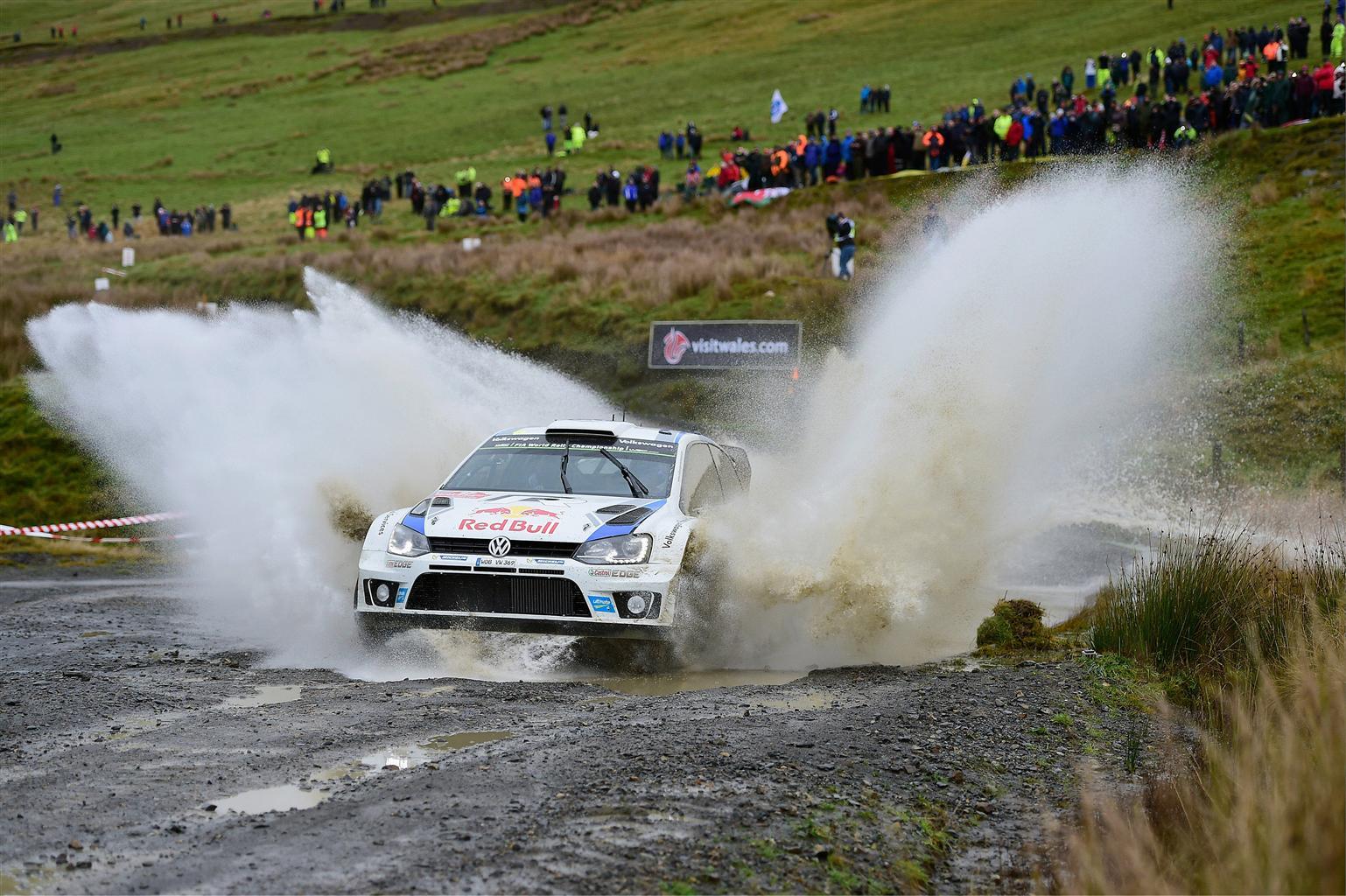 WRC: Volkswagen chiude il 2014 con il record di vittorie