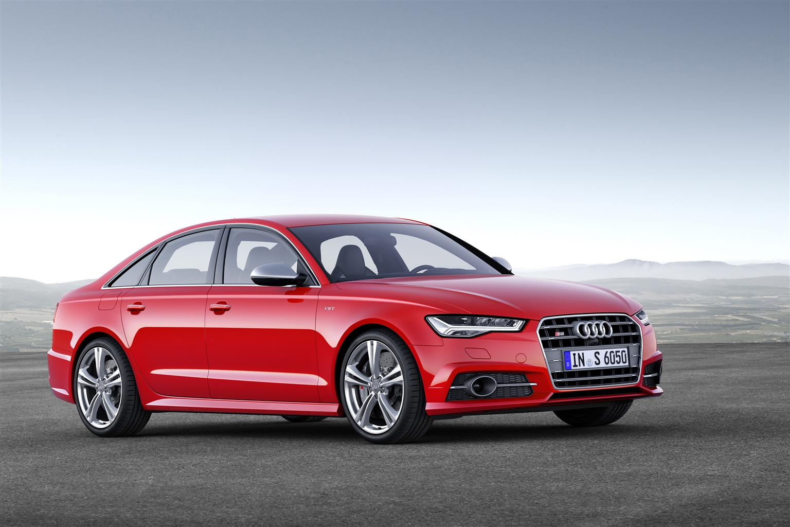 Audi A6: ecco le varianti sportive S e RS