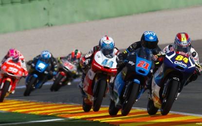 Da oggi su Sky speciali test Moto2 e Moto3 e i fratelli Marquez