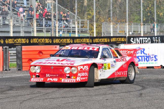 Le regine dei Rally anni 70 e 80 in gara a Monza
