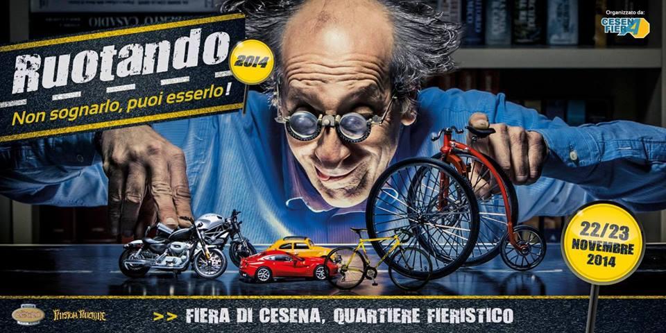 Ruotando: 2 e 4 ruote in fiera a Cesena