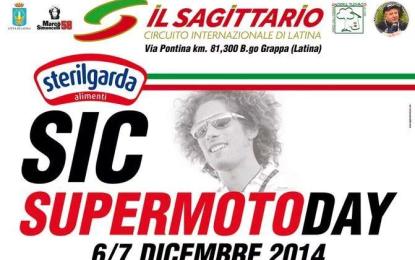 SIC Supermoto Day: presentato oggi l'evento