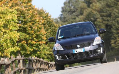 Suzuki: continuano gli incentivi su tutta la gamma