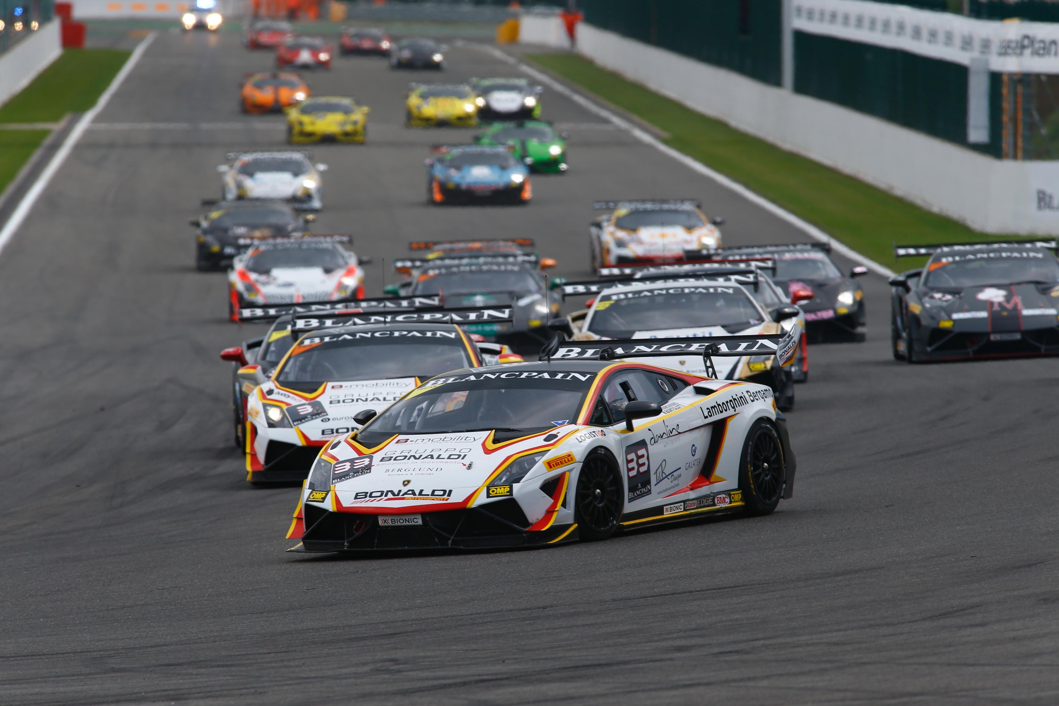 Lamborghini Super Trofeo: gran finale a Sepang
