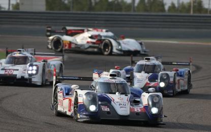 FIA WEC: Toyota Racing punta al Titolo in Brasile