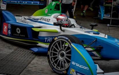 Formula E: gara da dimenticare per Jarno e Michela