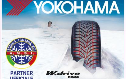 Yokohama e i maestri di sci per la sicurezza