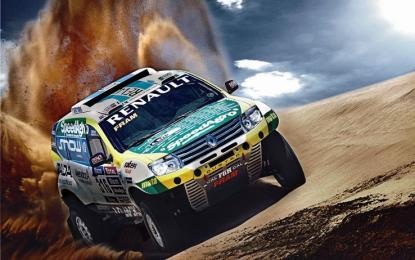 Dakar 2015: per il Duster Team obiettivo top 10
