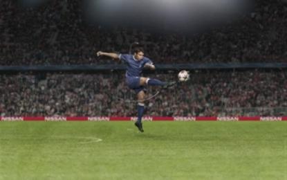 Nissan porta la UEFA Champions League al Motor Show