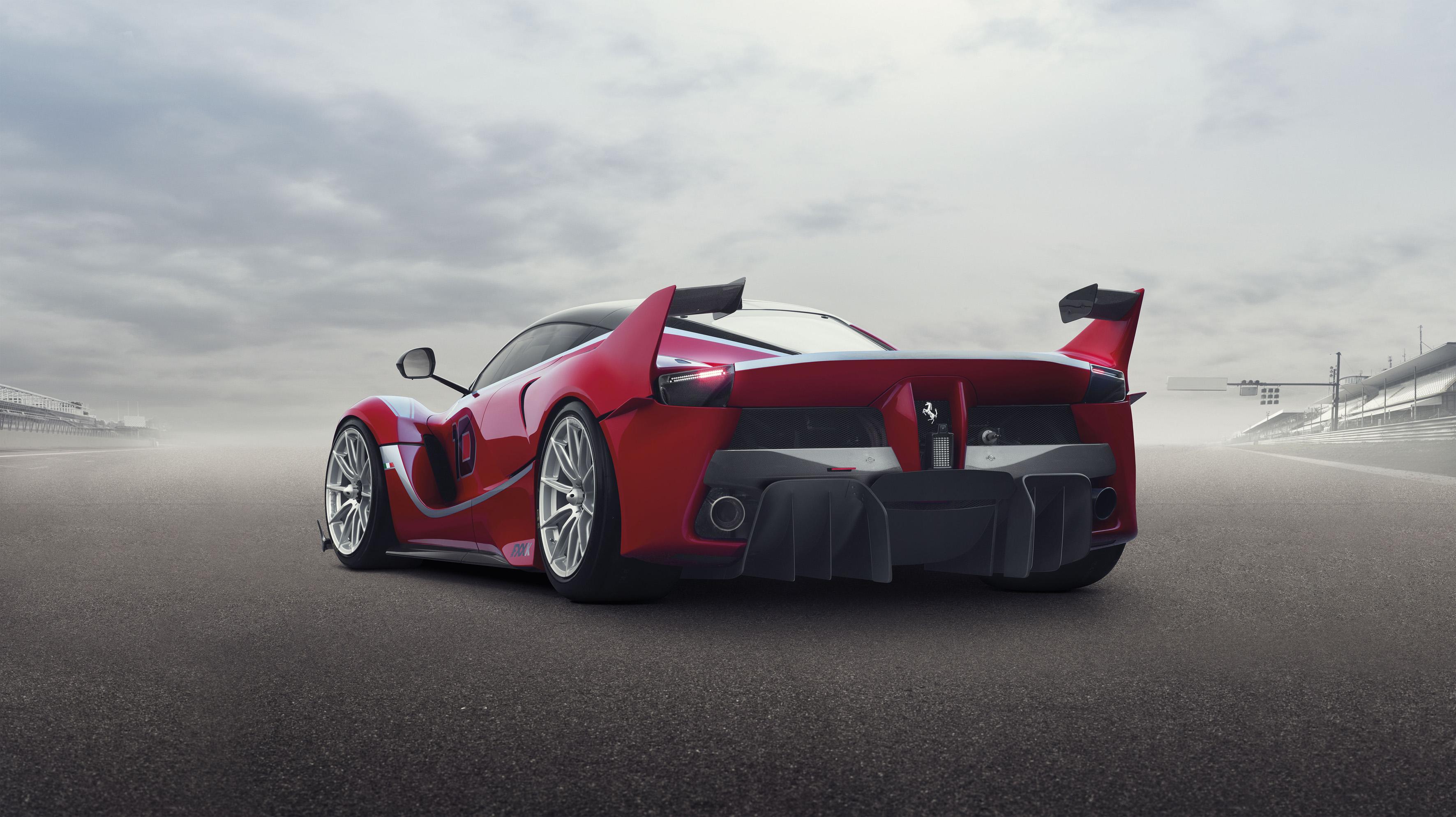FXX K: prima mondiale alle Finali Mondiali Ferrari di Abu Dhabi