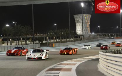 Ferrari Challenge ultimo atto: da giovedì 4 live su Sky Sport