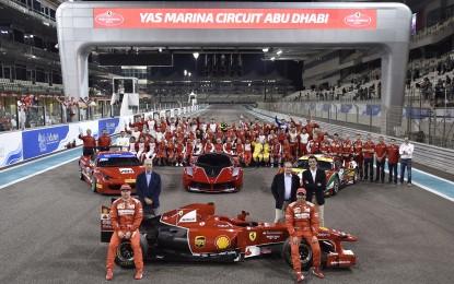 Finali Mondiali: chiusura in bellezza con il Ferrari Show