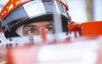 Vettel: prime dichiarazioni (ed emozioni) da pilota Ferrari