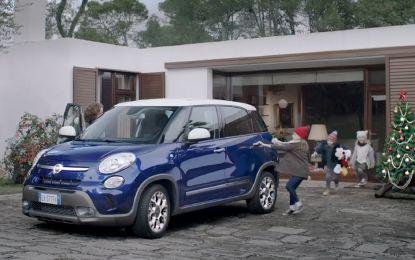 Nuova promozione Fiat in collaborazione con Disney