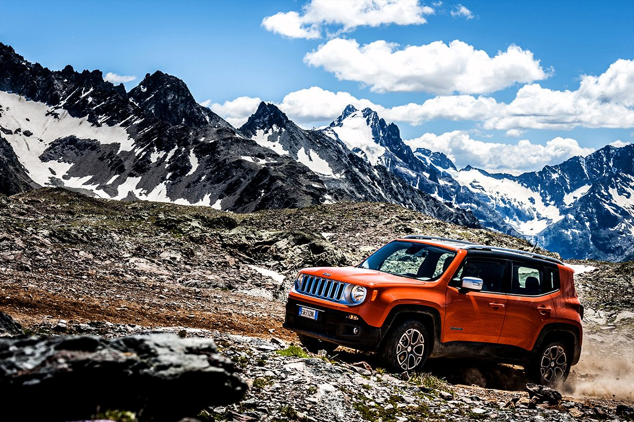 Jeep record: +70% in Europa