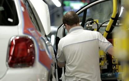 FCA: 1.500 nuovi posti di lavoro per lo stabilimento di Melfi