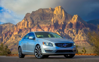 Volvo: Top Safety Pick+ per quattro modelli