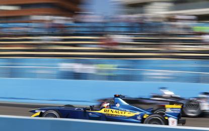 Formula E: Buemi vince in Uruguay
