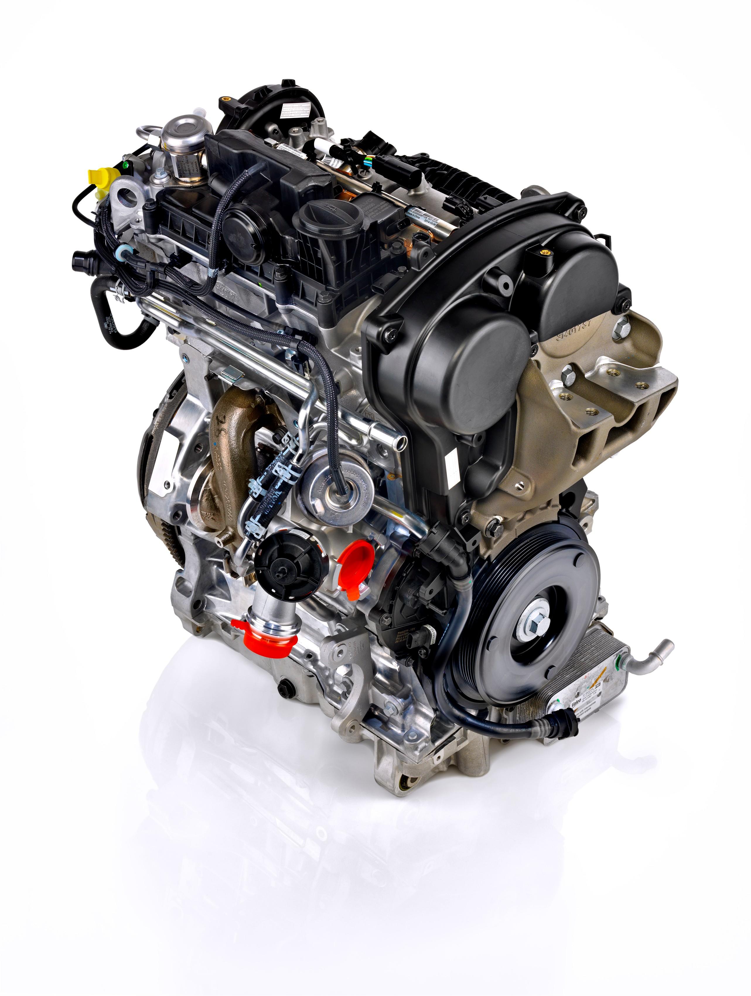 Volvo Car Group sta già collaudando il nuovo 3 cilindri