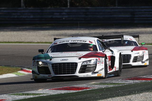 12 Ore di Bathurst: Mapelli sull'Audi R8 GT3