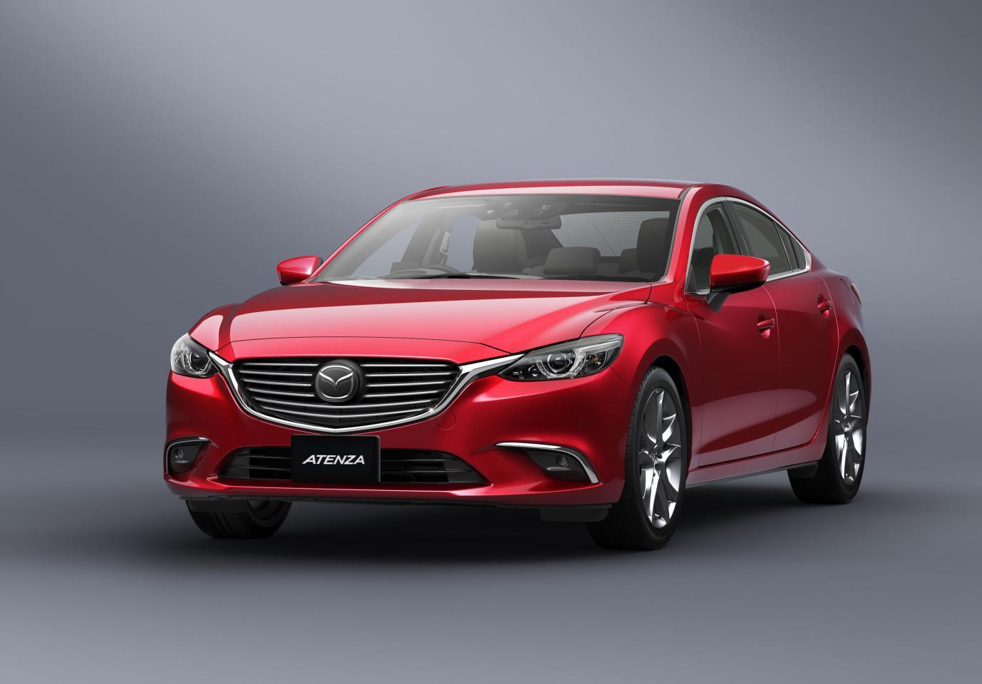 Mazda6 a quota 3 milioni