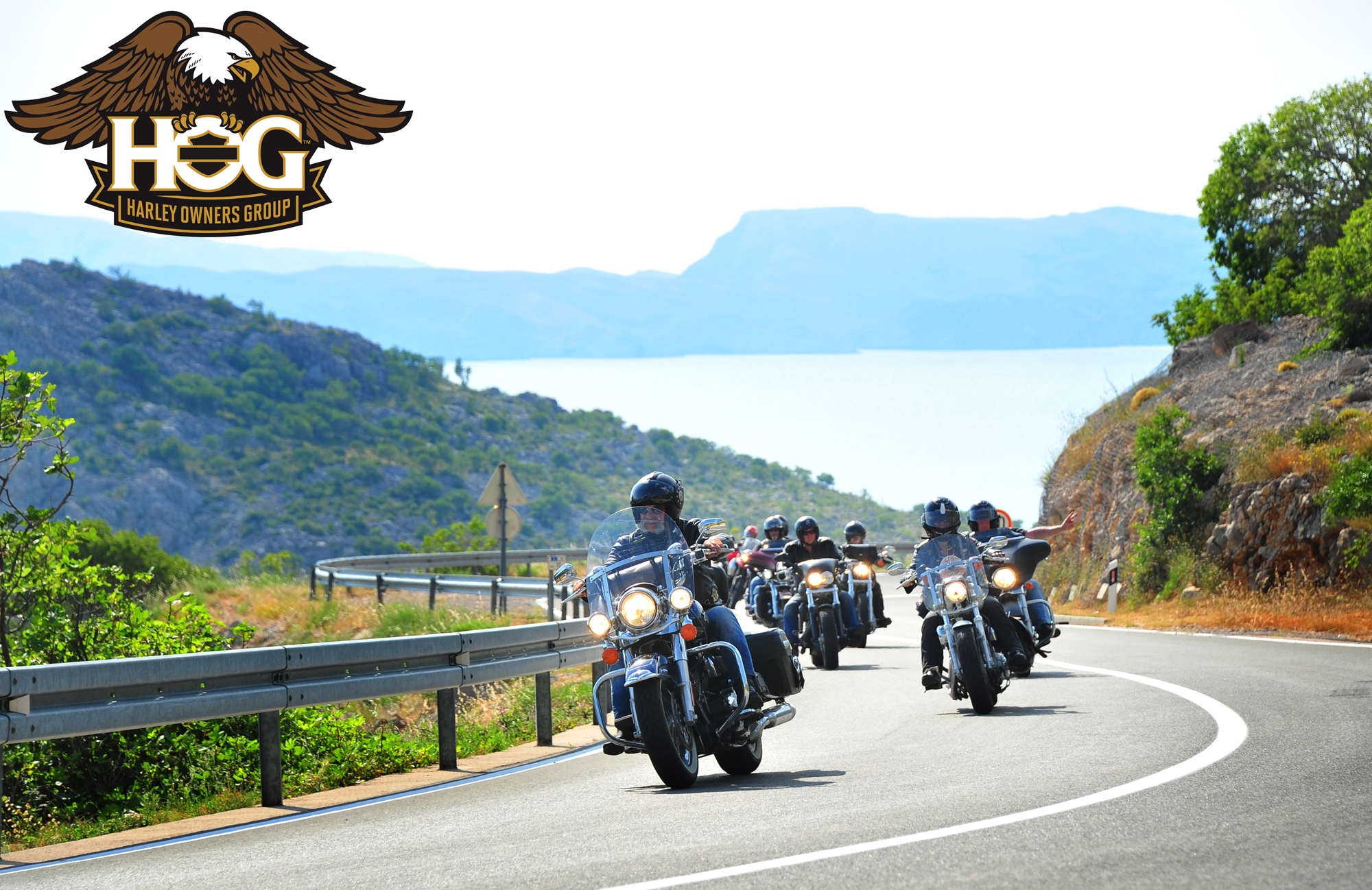 European H.O.G.® Rally 2015 in Andalusia