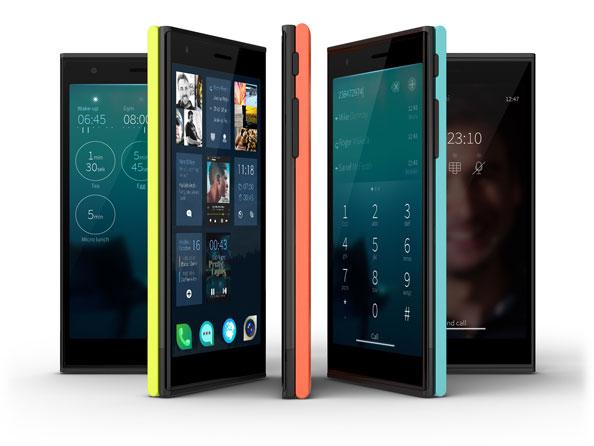 JOLLA, l'innovazione negli smartphone