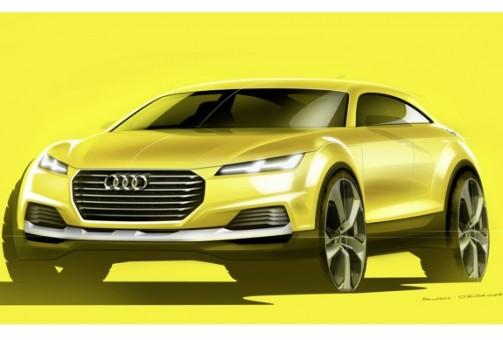 Audi 100% elettrica dal 2017